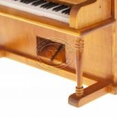 立式钢琴音乐盒