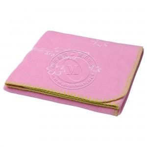 索格瑞 毯子(粉红色)【宜家代购】