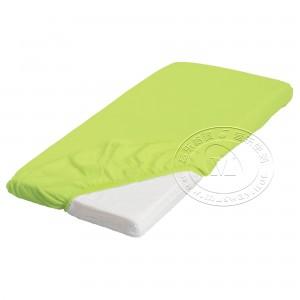莱恩 床垫罩(绿色)【宜家代购】